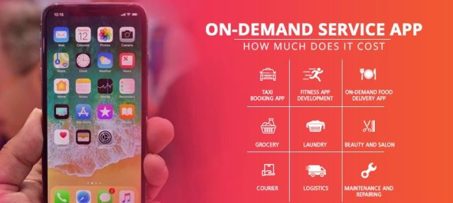 On-demand-Service-App